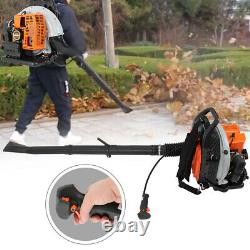 150BT 50cc 2 Cycle Gas Leaf Backpack Blower with Tube-Mounted Throttle 2800 RPM