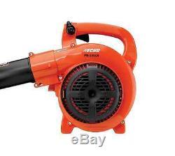 165 MPH Handheld Gas Leaf Blower, Low Noise, Cordless, Anti-vibration, 2 Cycle