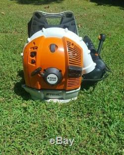 2018 Stihl Br 600 Commercial Backpack Leaf Blower Same Day Shipping