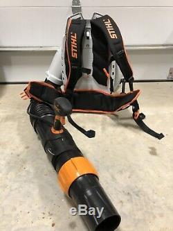 2019 Stihl Br 800c Commercial Magnum 80 CC Leaf Blower Br800 Br800c Br700 Br600