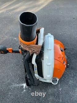 2020 STIHL BR700 Powered Gas 65cc Backpack Leaf Blower
