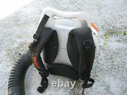 2020 Stihl Br600 Commercial Gas Backpack Leaf Blower