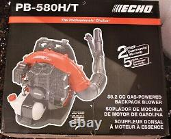 216 Mph 517 Cfm 58.2cc Gas 2stroke Cycle Backpack Leaf Blower With Tube Throttle