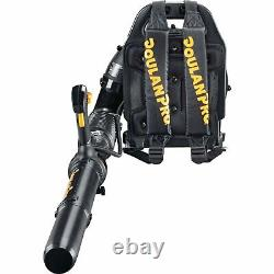 2-Cycle 48cc Gas Backpack Blower with Cruise Control Leaf Blower Vacuum
