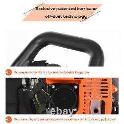 80CC 2-stroke Backpack Powerful Blower Leaf Blower Motor Gas 850CFM US