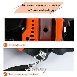 80CC 2-stroke Backpack Powerful Blower Leaf Blower Motor Gas 850 CFM