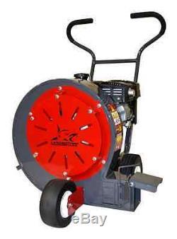 9.0 Hp walk-behind leaf/debris blower, High Output Series (Robin EX270)
