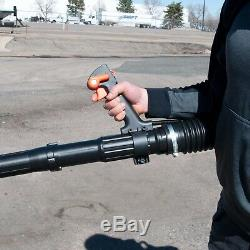 Back Pack Leaf Blower, 33cc Gas Powered, EPA Approved, Easy Starting 423 CFM