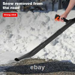 Back Pack Leaf Blower, 63cc 2.3HP 2 Stroke Gas Powered, Easy Starting