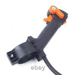 Backpack Blower Gas Powered air volume adjustable Leaf Blower 2-Stroke Engine US
