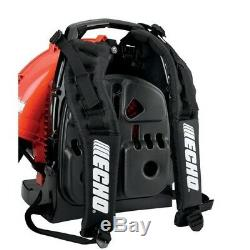 Backpack Leaf Blower 215 MPH 510 CFM 58.2cc 2 Cycle Gas Powered Back Pack Recoil