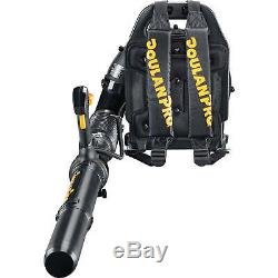 Backpack Leaf Blower 2-Cycle Gas-Powered Home Outdoor Lawn Garden Equipment