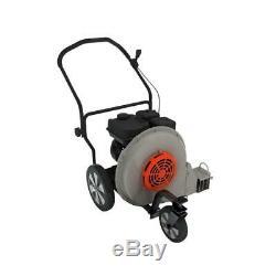 Beast Commercial Duty Leaf Blower Walk Behind Turbo Tool 155 MPH 1250 CFM 212 Cc