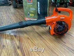 Brand New ECHO ES-250 Leaf Blower Shredder Mulcher 25.4cc 391 CFM 2 stroke