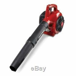 CRAFTSMAN 2-Cycle 200-MPH Handheld Gas Leaf Blower Easy Pull Start Lightweight