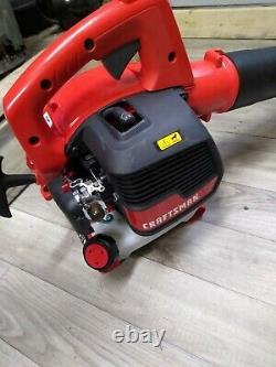Craftsman 25CC 2-Cycle 200-MPH 430-CFM Handheld Gas Leaf Blower(open box)#2