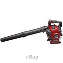 Craftsman 25cc Gas Leaf Blower 4 Cycle Variable Speed 150 MPH Yard Grass Sweeper