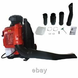 EBZ8500RH 206 MPH 1024 CFM Gas Backpack Leaf Blower