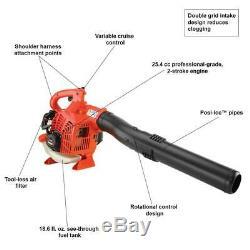 ECHO 170 MPH 453 CFM 25.4cc Gas 2 Stroke Cycle Handheld Leaf Blower Fuel Tank