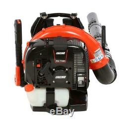 ECHO 234 MPH 756 CFM 63.3 cc Gas 2-Stroke Cycle Backpack Leaf Blower with Hip