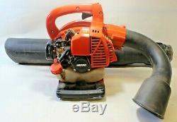 ECHO ES-250 165 MPH 391 CFM 25.4cc Gas Leaf Blower Vacuum