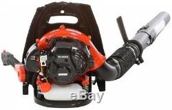 ECHO Gas Leaf Blower 158 MPH 375 CFM Lightweight Powerful Low Noise