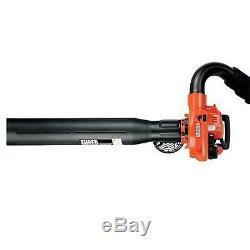 ECHO Gas Leaf Blower Vacuum Shredder Mulcher Combo Professional Grade ES-250AA