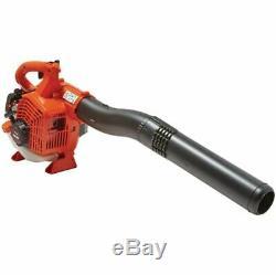 ECHO Leaf Blower 170 MPH 453 CFM 25.4cc Gas 2-Stroke Cycle Handheld-PB-2520