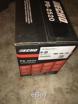 ECHO Leaf Blower 170 MPH 453 CFM 25.4cc Gas 2-Stroke Cycle Translucent Fuel Tank