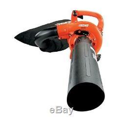ECHO Leaf Blower Vacuum 391 CFM 25.4 cc Gas 2-Stroke Cycle Adjustable Speed