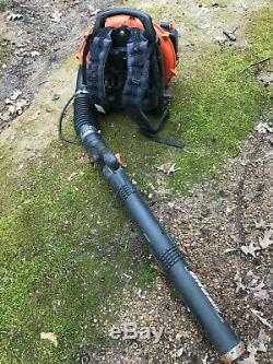 ECHO PB-580T Back pack Leaf Blower Tube Throttle 215 MPH 510 CFM 58.2cc Gas