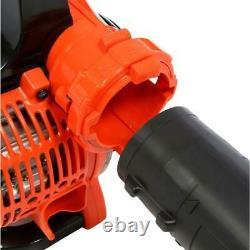 Echo 191 MPH 354 CFM 25.4 cc Gas 2-Stroke Cycle Low Noise Handheld Leaf Blower