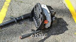 Echo Backoack Gas Powered Leaf Blower PB-413H (GS) Runs Perfectly 2 Stroke