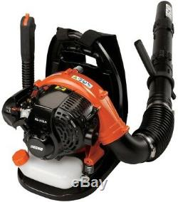 Echo Commercial Professional Powerful Gas Leaf Blower Lightweight Backpack Easy