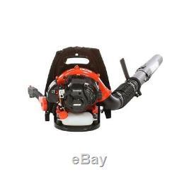 Echo Leaf Blower Hip Throttle Gas 2 Stroke Cycle Backpack Lightweight 25.4cc
