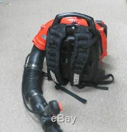 Echo PB-580T 215mph Gas Powered Backpack Leaf Blower