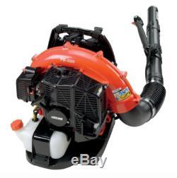 Echo PB-580T Leaf Blower Gas Backpack Tube Throttle 215 Mph 510 Cfm 58 2Cc