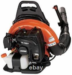 Echo PB-755ST Backpack Blower 63.3 cc Engine 651cfm 233mph