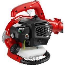 Handheld 3in1 Leaf Blower Vacuum Mulcher Variable Speed 26cc Gas Powered 150 MPH