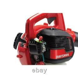 Handheld Gas Leaf Blower 25cc 2-Cycle 430-CFM 200-MPH Lawn Yard Grass