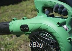 Hitachi RB24EAP Gas Powered Leaf Blower, Handheld, Lightweight, 23.9cc 2
