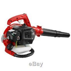Homelite Gas Leaf Blower 150 MPH 400 CFM 26cc Handheld Variable Speed Throttle