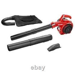 Homelite Handheld Leaf Blower Mulcher Vacuum Gas 26cc 150 MPH 2 Cycle 3-in-1