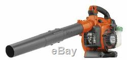 Husqvarna 125BVX 28cc 2-Cycle Gas 470 CFM 170 MPH Handheld Leaf Blower/Vacuum
