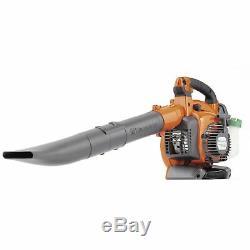 Husqvarna 125BVX Gas Powered Leaf Lawn Grass Blower Vac Vacuum 952711902