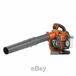 Husqvarna 125BVx 28cc 2-Cycle Gas Leaf Blower Vacuum (Certified Refurbished)