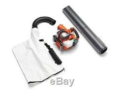 Husqvarna 125BVx Leaf Blower/Vac-Kit Vacuum 2Cycle, Free Shipping, Make an Offer