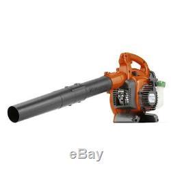 Husqvarna 125B 28-cc 2-Cycle 170-MPH Handheld Gas Leaf Blower