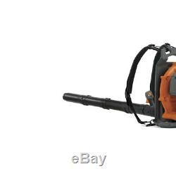 Husqvarna 130BT 29.5 cc 1.3 HP Gas Leaf Blower Backpack (Certified Refurbished)