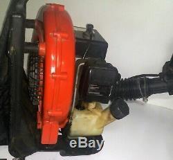 Husqvarna 145-bt Gas Backpack Blower Kawasaki Engine Lawn Leaf Debris Blow Tool